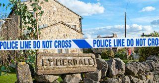 Police in Emmerdale