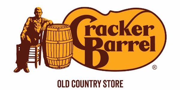 Cracker Barrel logo 2017