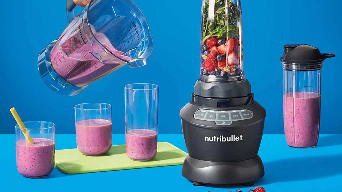 7 top blender buys for healthy smoothies and creamy sauces