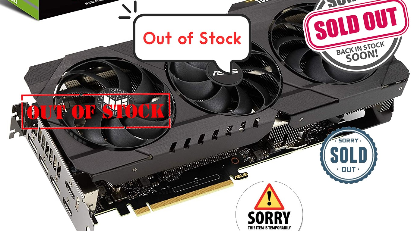 So, when will I be able to buy a new graphics card?