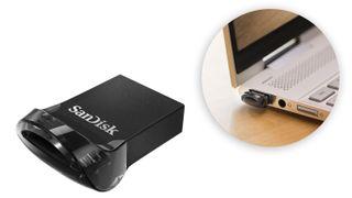 SanDisk Ultra Fit USB 3.1 Flash Drive