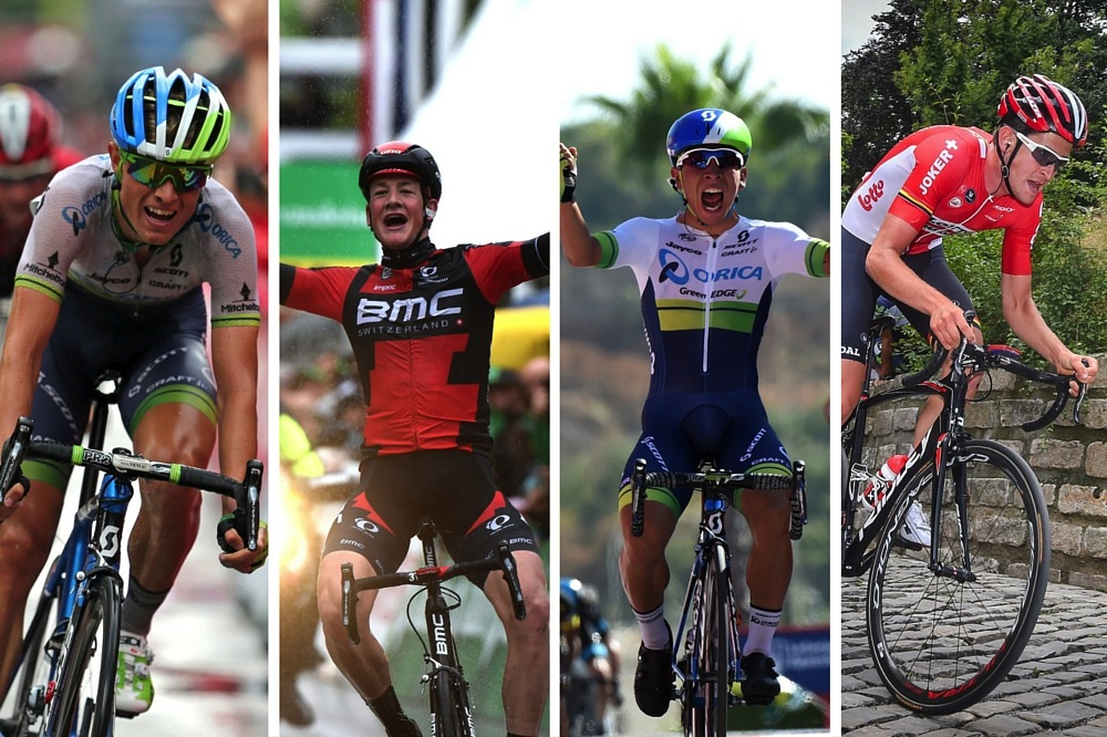 Giro D'Italia 2015 Start List