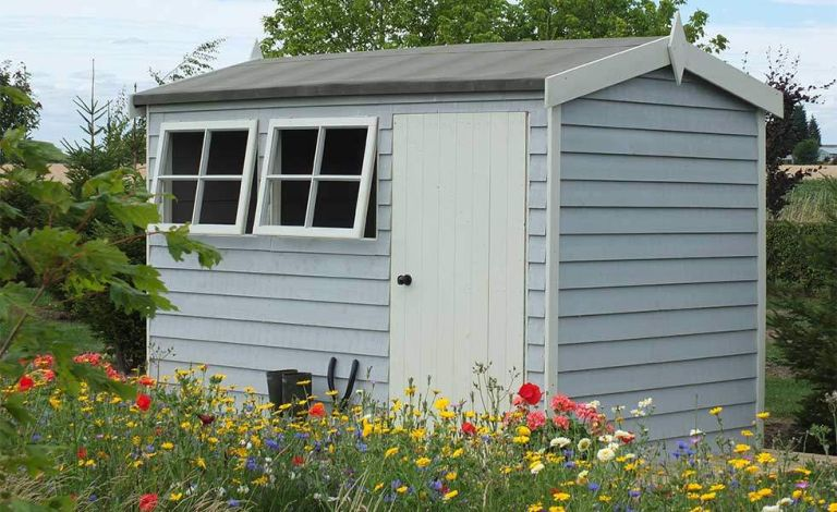 By Jean Vernon July 24 2018 The Perfect Garden Shed