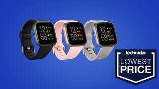 Fitbit Cyber Monday deal Fitbit Versa 2
