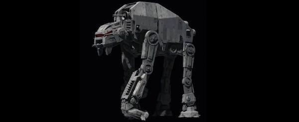 Star Wars: The Last Jedi AT-M6