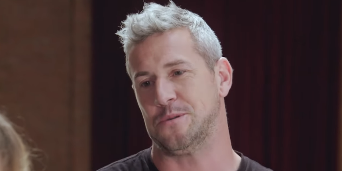 As Ant Anstead's Meet Cute With Renee Zellweger Heads To TV, Christina And The Kids Move Out