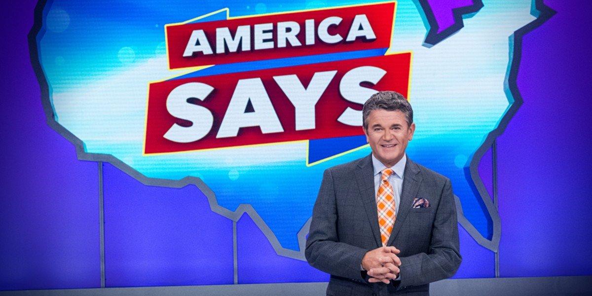John Michael Higgins - America Says