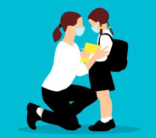 in-person school