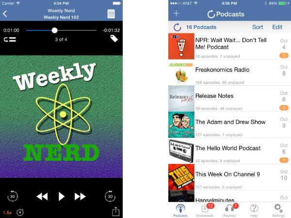 Best Podcast Apps 2019 - Manage Your Subscriptions on iOS