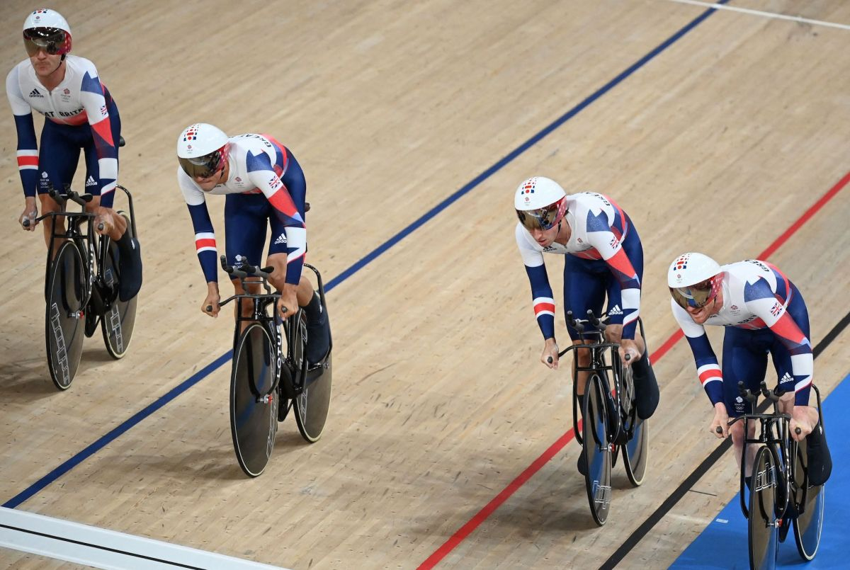 GB men's pursuit 'held it together, just about' as they squeeze through with gold and silver still on the table