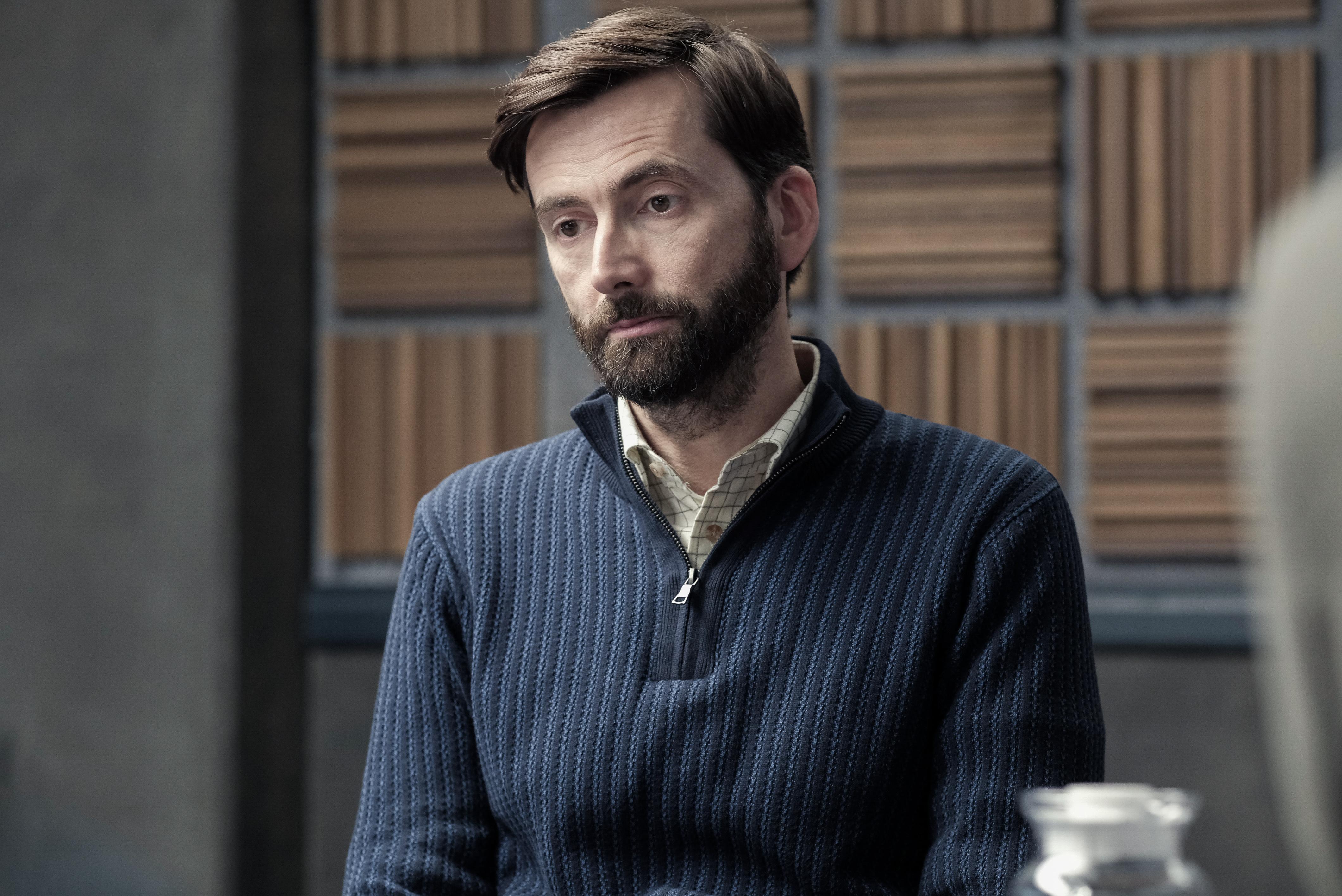 David Tennant como Edgar en Criminal.