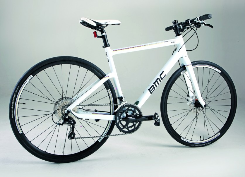 Bmc Alpenchallenge Ac01 Sora Review Cycling Weekly