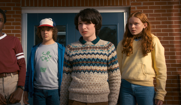 stranger things mike sweater