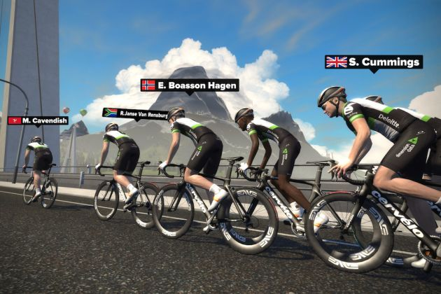c0d631e01 Here s your chance to turn pro with Dimension Data just by riding on Zwift