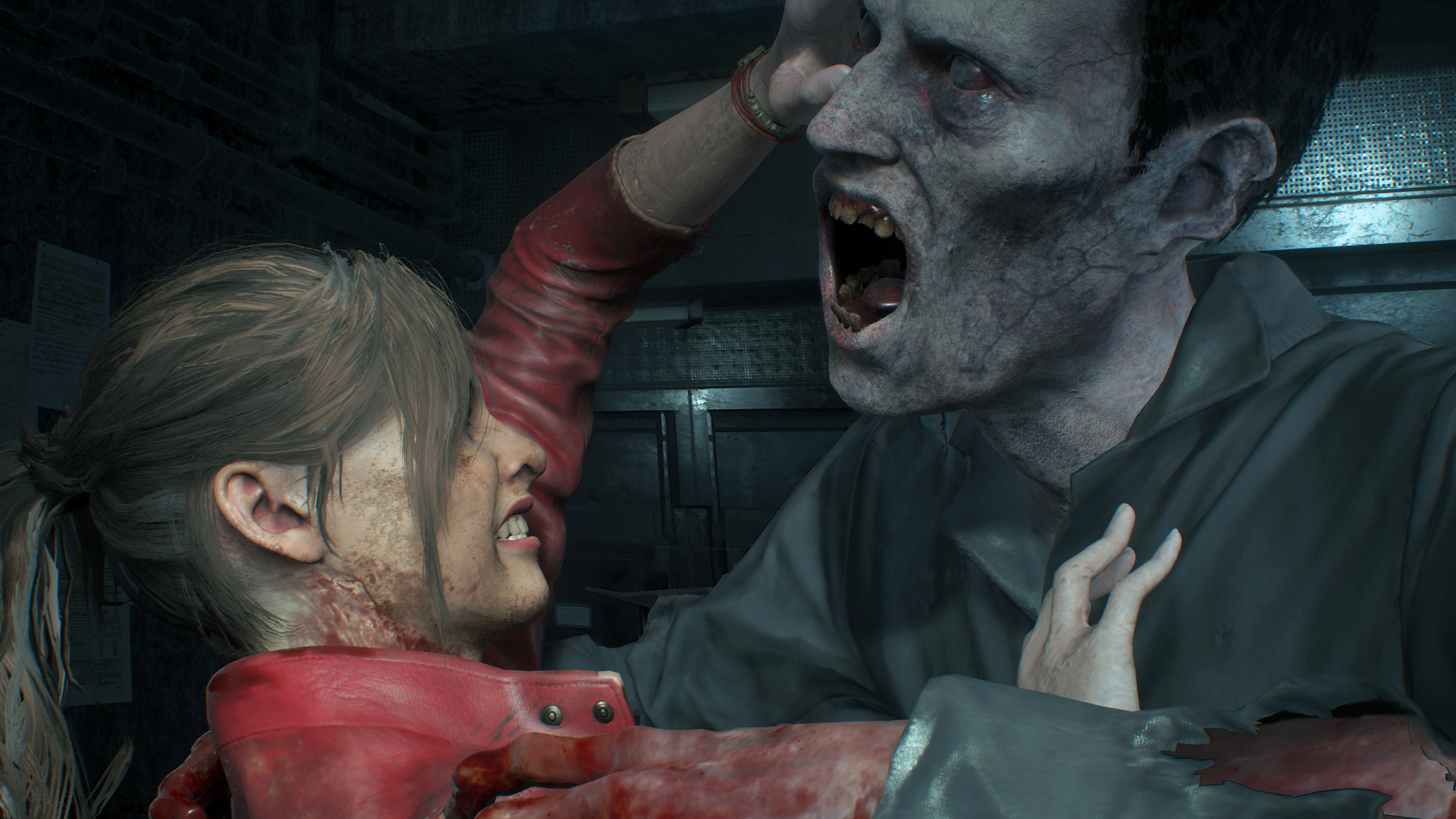 Resident Evil 2 remake review | TechRadar