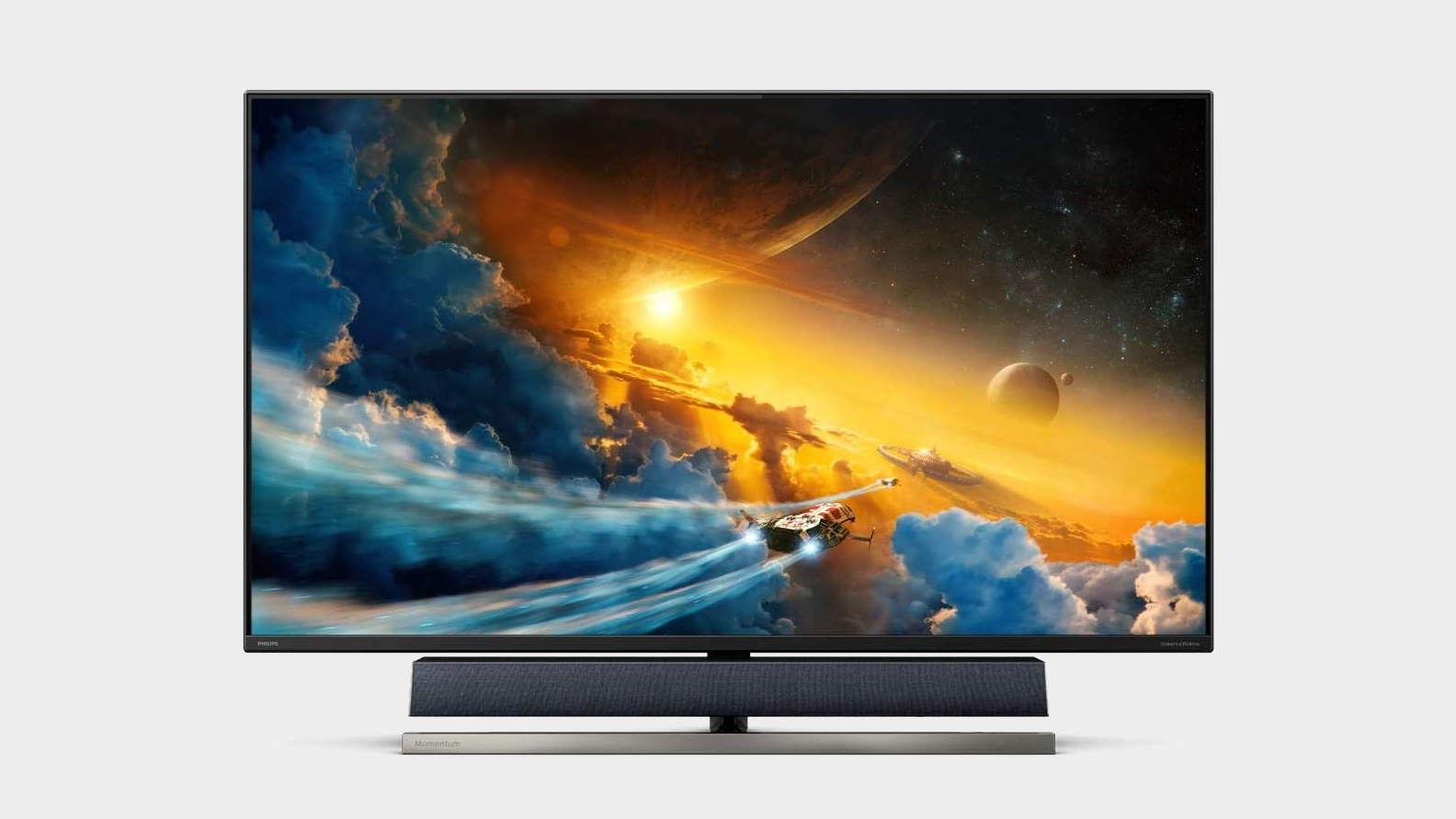 Philips Momentum 558M1RY 55-inch gaming monitor