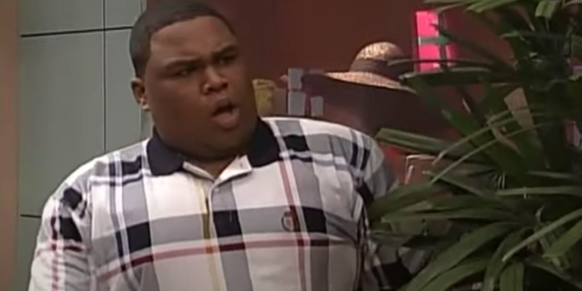 Anthony Anderson in Hang Time