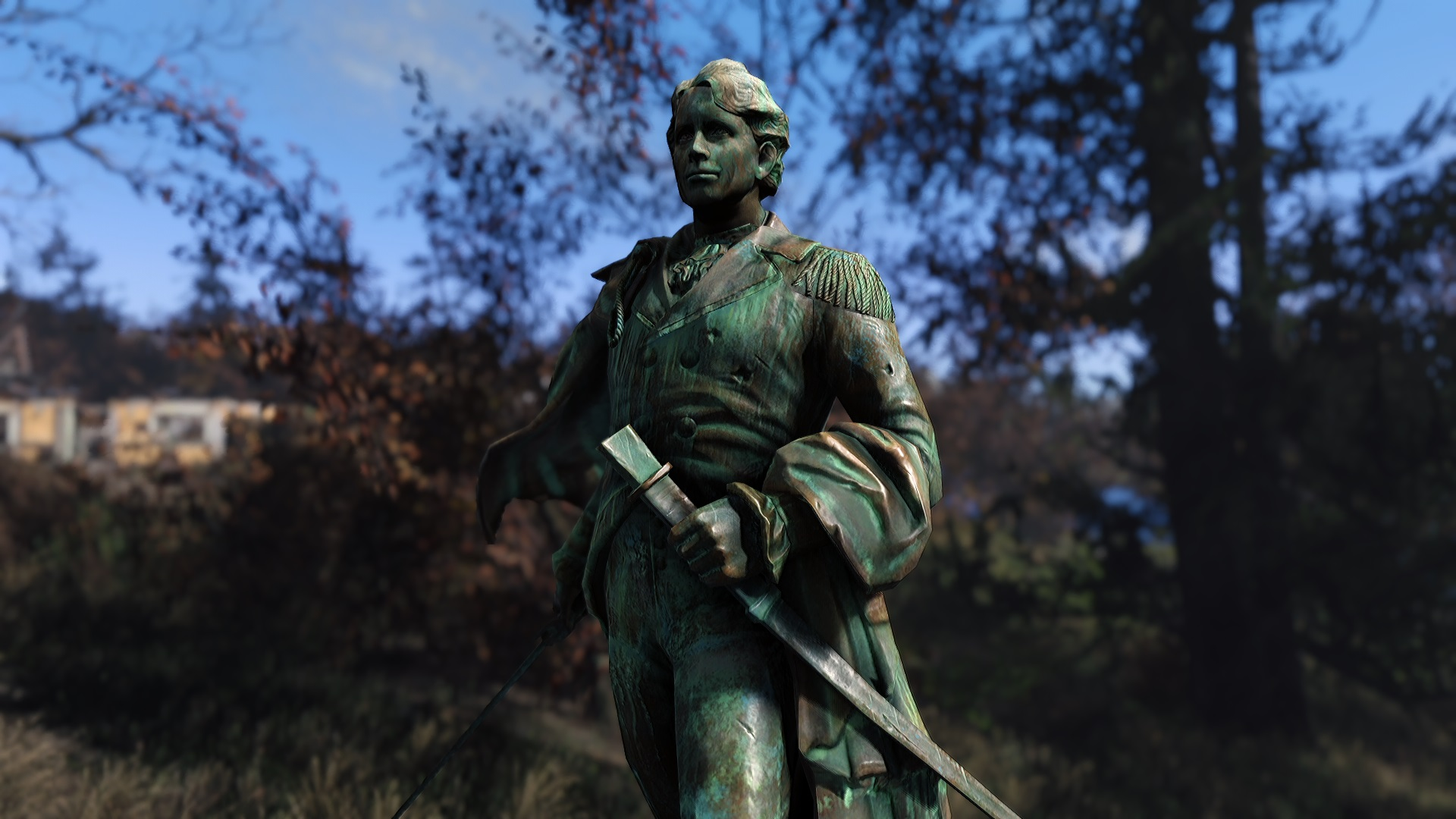 Fallout 4 Mod Lets You Worship Statues Of Todd Howard Pc Gamer