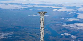 Thoth Technology Space Elevator