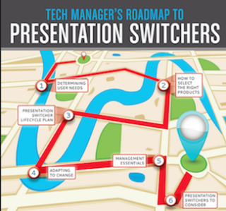 Tech Manager's Roadmap To Presentation Switchers