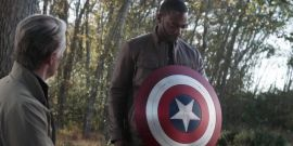 Of Course, Fans Were All Over Captain America's Birthday Over Fourth Of July Weekend