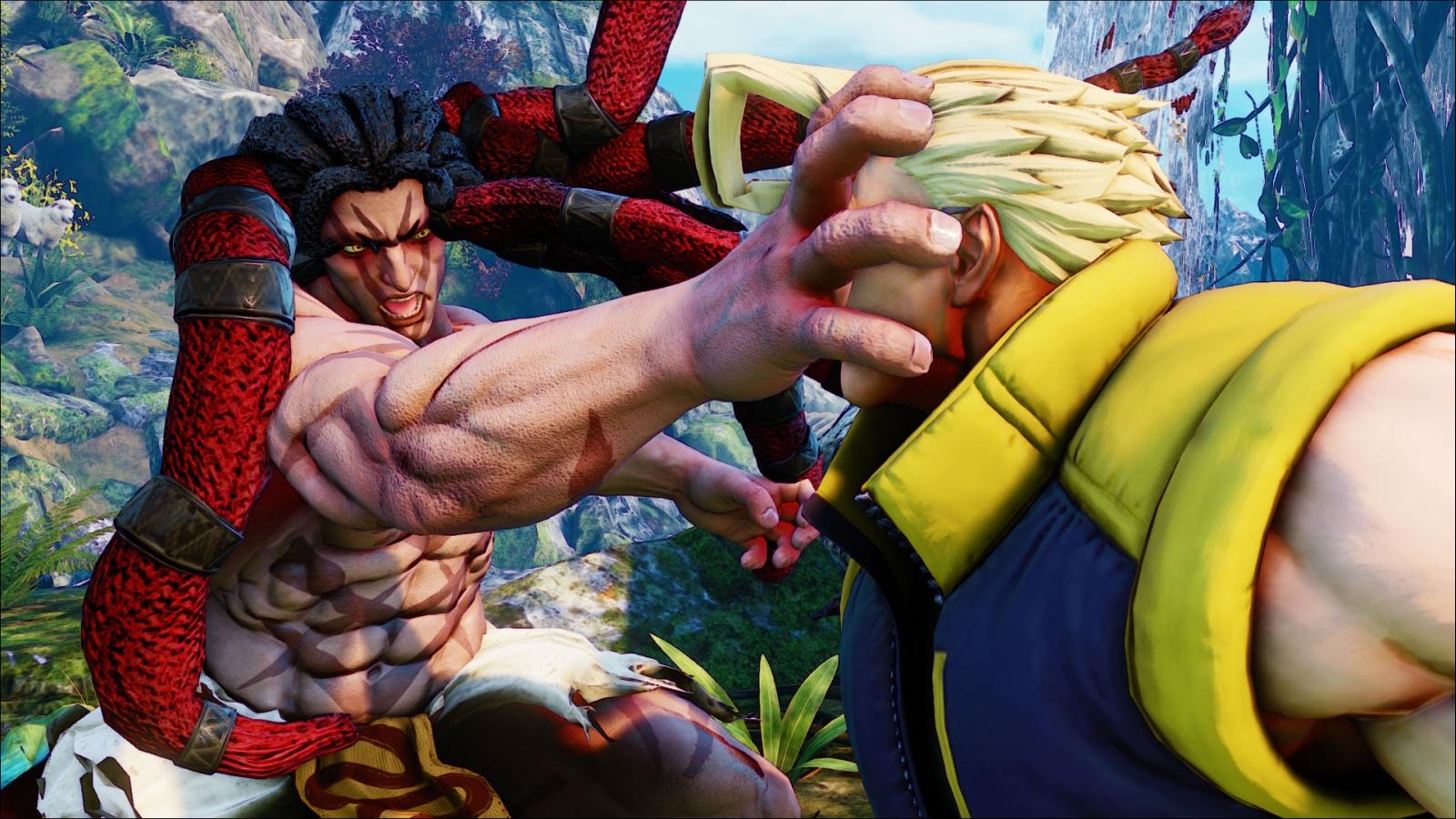 Catch Up On The Street Fighter V Scene Ahead Of Egx Pc Gamer