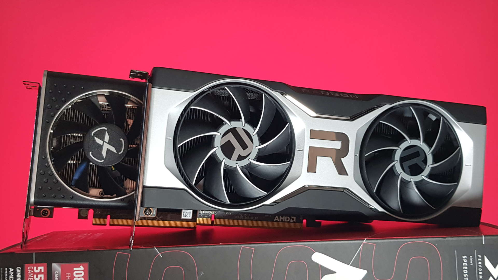 XFX Radeon RX 6600 XT and AMD RX 6700 XT graphics cards