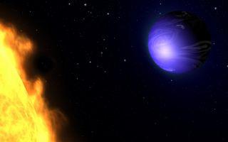 HD 189733b Hot Jupiter Planet