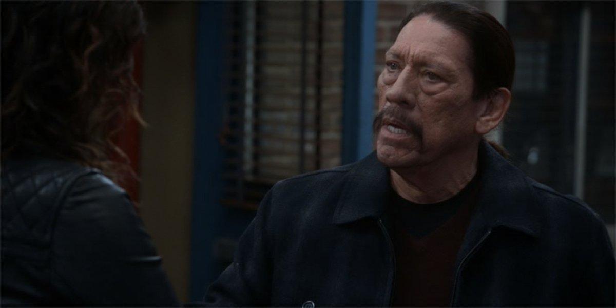 Danny Trejo As Rosa's Dad in Brooklyn Nine-Nine