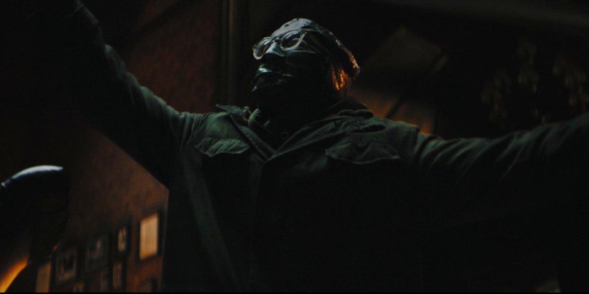 Paul Dano in The Batman trailer