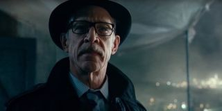J.K. Simmons as Commissioner Gordon in Justice League