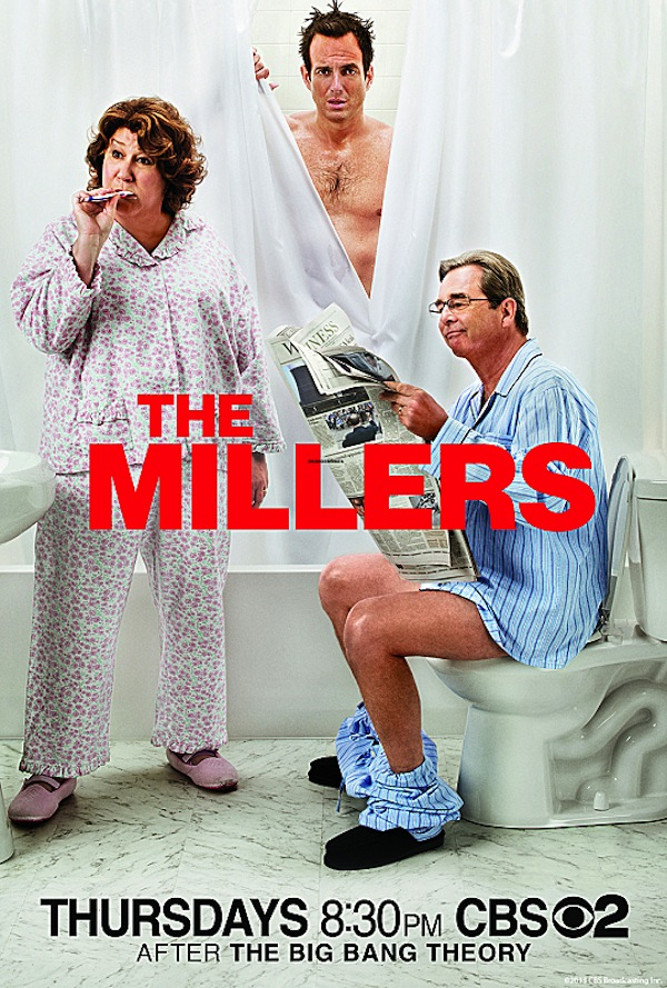 The MIllers poster