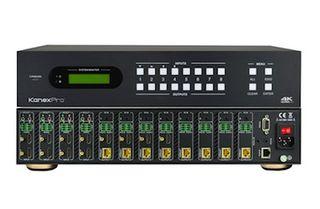 KanexPro Announces 4K Ultra HDBaseT Matrix Switchers