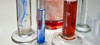 test tubes, drug testing