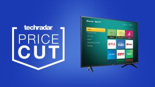 These Cheap Hisense Tvs Are Half Price At Walmart In Early Black Friday Deal Techradar
