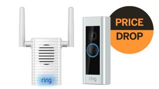 Save $120 on the Ring Video Doorbell Pro & Chime Pro Bundle!