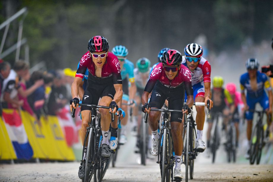 Egan Bernal aiming to limit his losses in Tour de France stage 13 time trial
