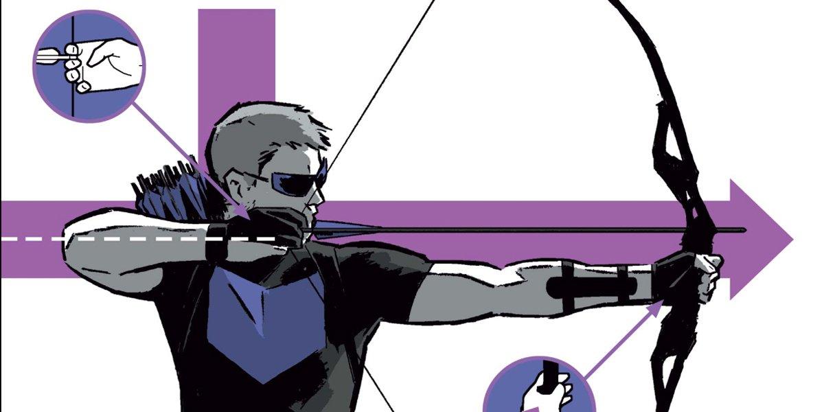 Hawkeye by Matt Fraction and David Aja