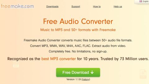 Freemake Audio Converter review