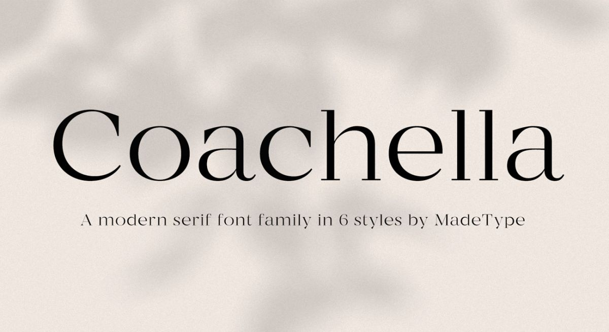 best free serif fonts for designers