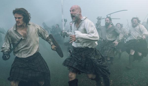 outlander warriors battle of culloden