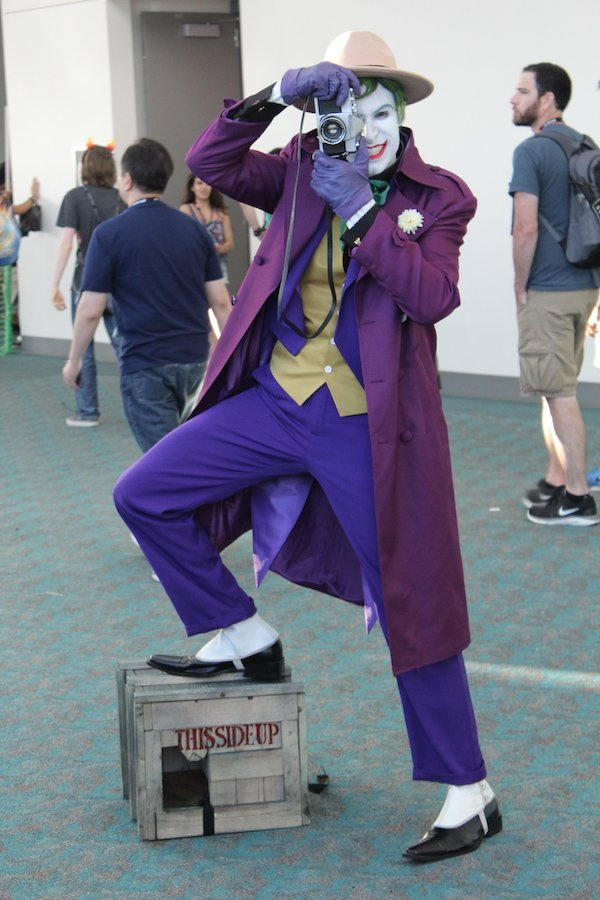 Killing Joke Comic-Con Costume