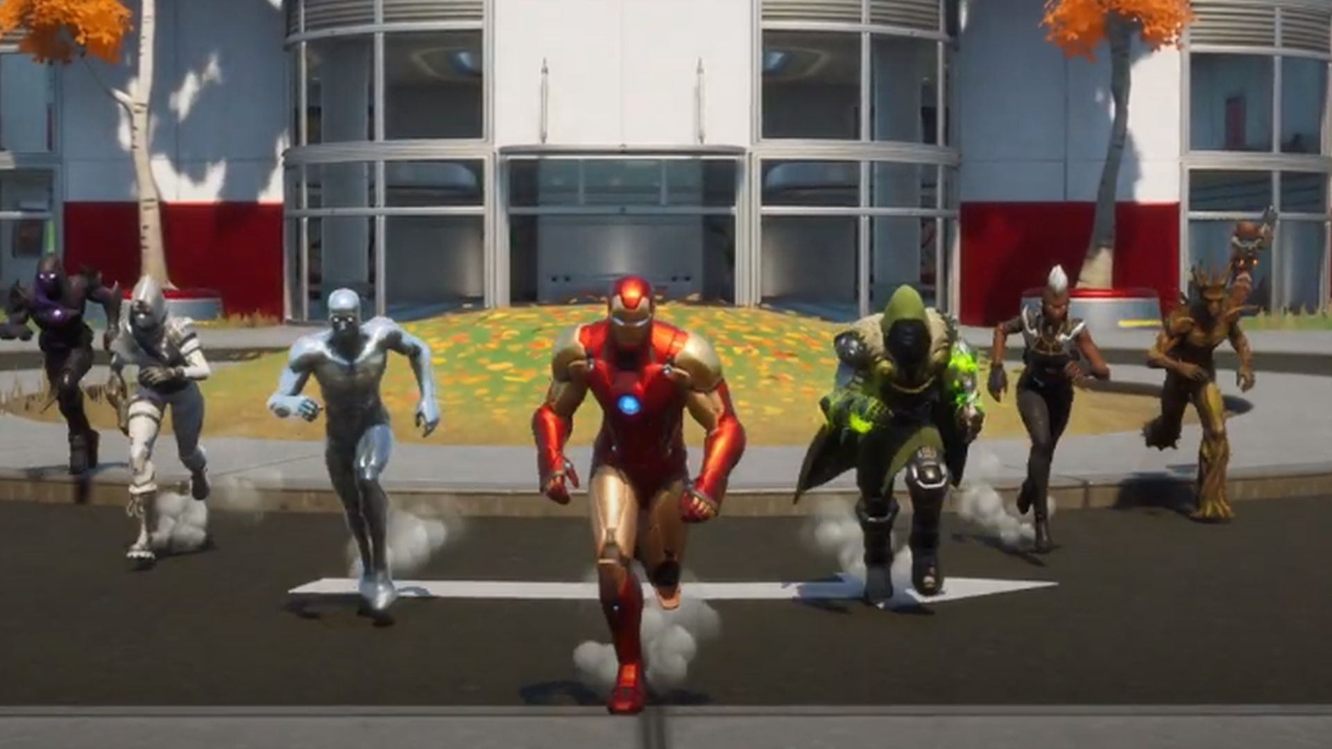 Fortnite Marvel Plans Will Last Many Many Many Years Gamesradar