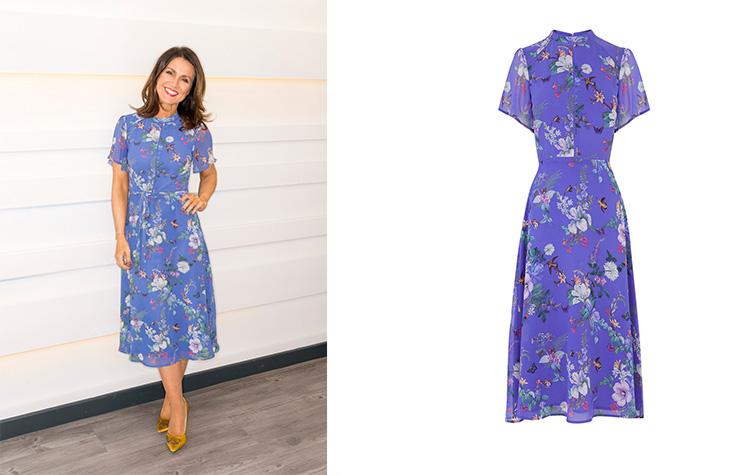d6d6dfdb547 Susanna Reid's Dresses: Where does the GMB Presenter buy her frocks