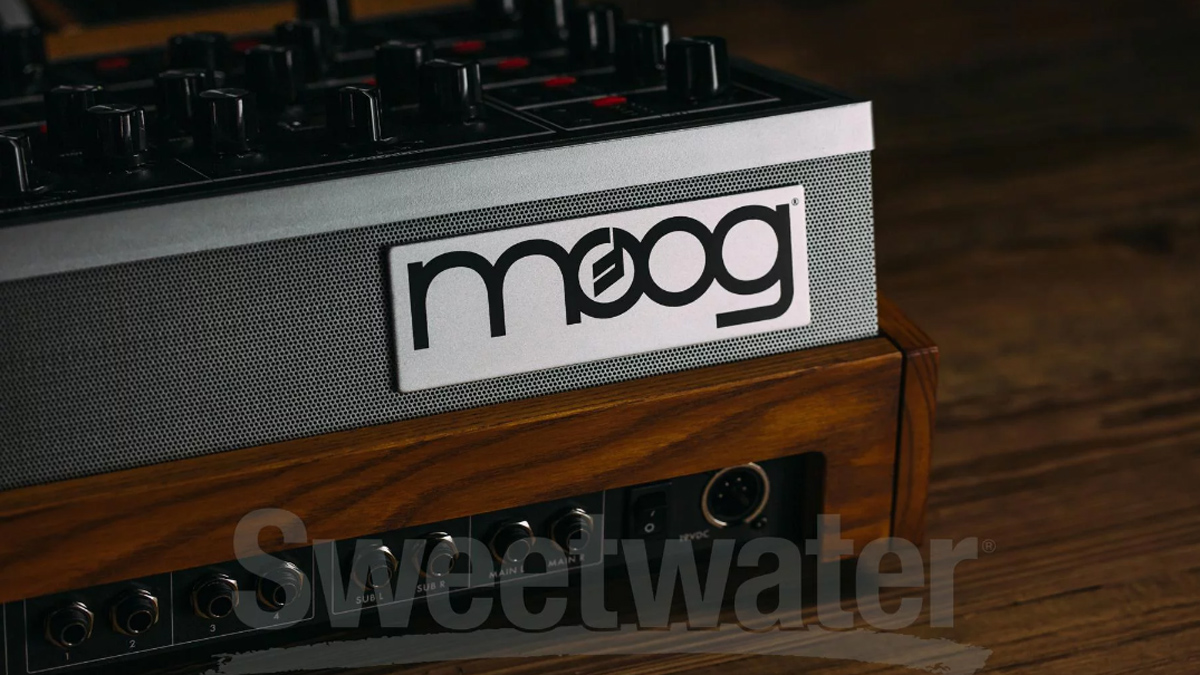 The Moog One could be the Moog polysynth that you've always wanted