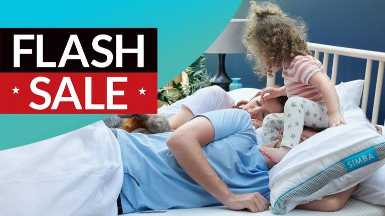 Simba mattress flash sale
