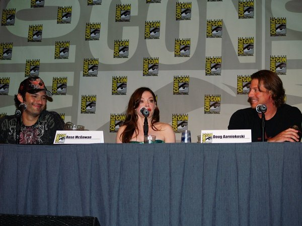Comic Con: Red Sonja Panel In Detail #188