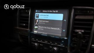 Qobuz Carplay Online