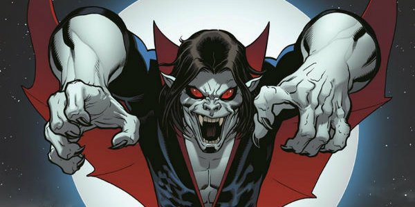 Morbius the living vampire marvel