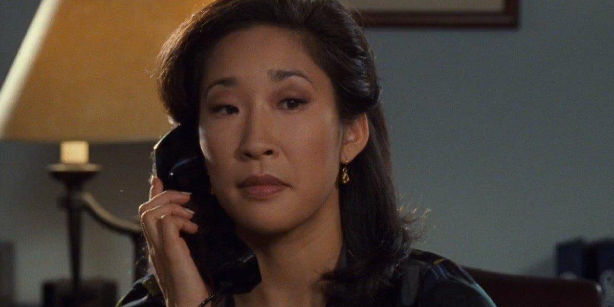 Sandra Oh - The Princess Diaries